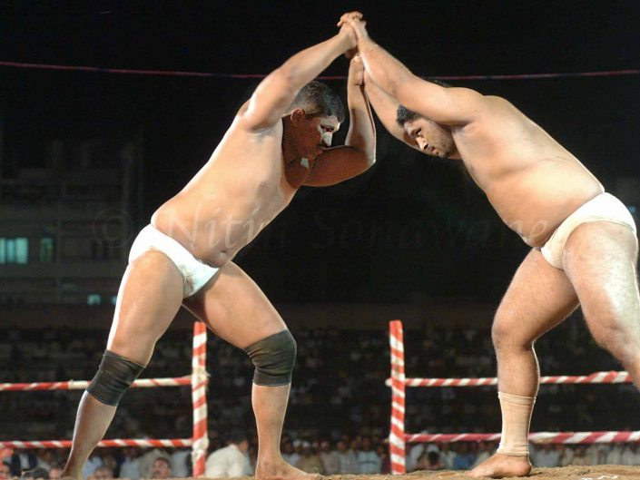 Kusti – Ancient Indian Wrestling on Soil