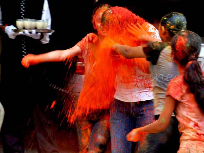 Holi – the festival of colour and love