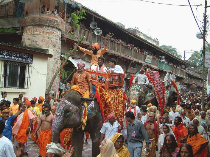 Capturing the Kumbh