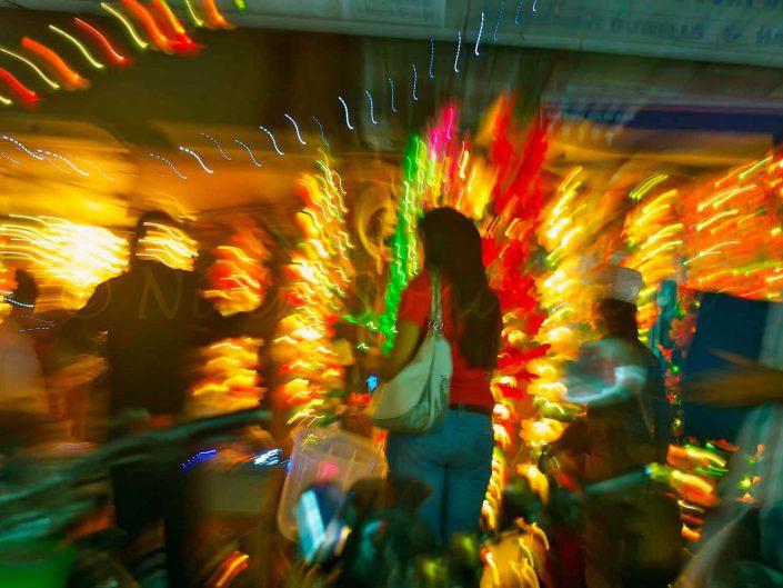 Lights…. Captured on a Lens