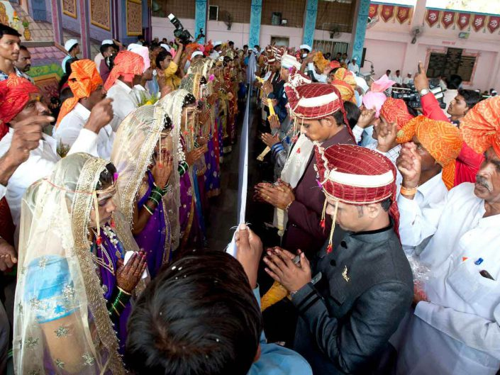 Mass Marriages at Vadaj